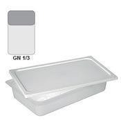 Gastronádoba GN 1/3 polypropylenová, 100 mm - 32,5 x 17,6 cm - 3,5 l - 1/2
