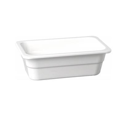 Gastronádoba melaminová hloubka 65 mm, GN 1/2 - 32,5 x 26,5 cm - 3,0 l - 1
