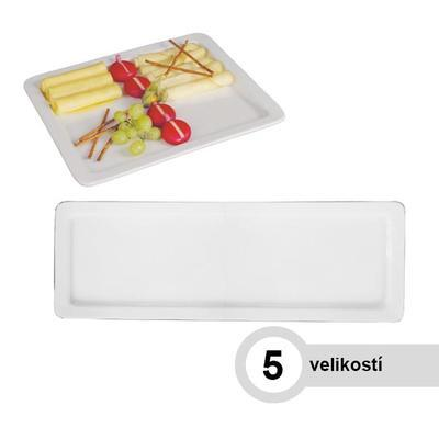 Gastronádoba porcelánová hloubka 20 mm, GN 1/4 - 26,5 x 16,2 cm - 1