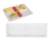 Gastronádoba porcelánová hloubka 20 mm, GN 2/3 - 35,4 x 32,5 cm - 1/5