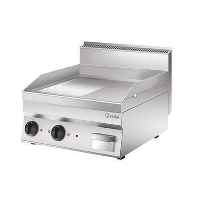 Gril elektrický 650 kombinovaný Bartscher, 600 x 650 x 295 mm - 7,8 kW / 400 V - 51 kg