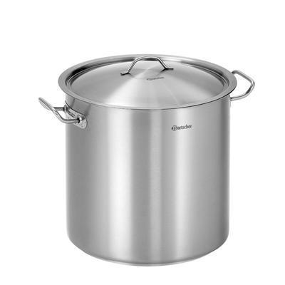Hrnec na vaření s víkem Bartscher, 30 l - 320 x 320 x 326 mm - 4,5 kg - 1