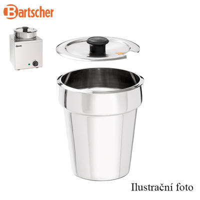 Hrnec pro Hotpot Bartscher, Hrnec 6,5 l - 240 x 240 x 210 mm - 0,76 kg
