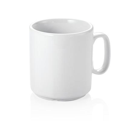 Hrnek stohovatelný porcelánový 290 ml, 290 ml - 8 cm - 8,7 cm