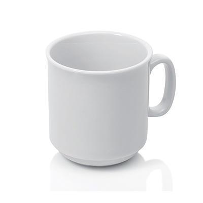 Hrnek stohovatelný porcelánový 300 ml, 300 ml - 8,5 cm - 8,8 cm