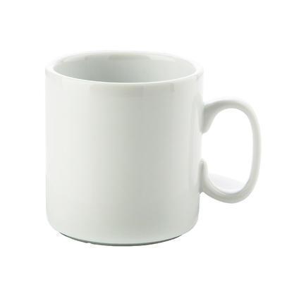 Hrnek stohovatelný porcelánový Hit, 0,29 ml - 1