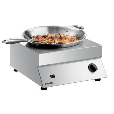 Indukční vařič Wok 30-293 Bartscher - 1