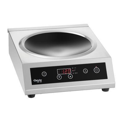 Indukční vařič WOK IW 35 Bartscher - 1