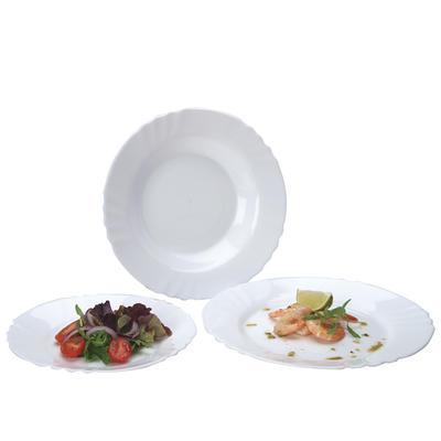 Jídelní souprava Ebro, talíř hluboký - 23,5 cm - 1