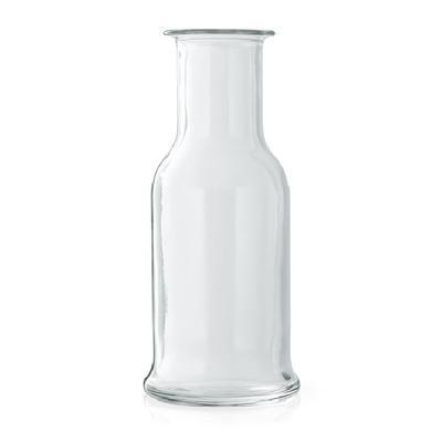 Karafa skleněná cejchovaná Emily, 600 / 500 ml - 6,2 / 8,8 / 22,5 cm