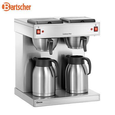 Kávovar Contessa Duo Bartscher, 2 x 2 litry - 430 x 400 x 520 mm - 3,2 kW / 230 V - 1