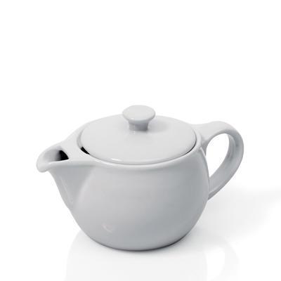 Konvice čajová porcelánová, víko náhradní