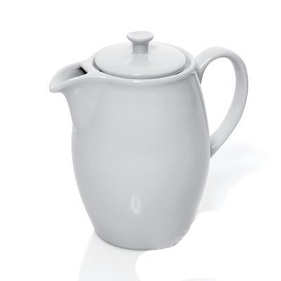 Konvice kávová porcelánová, konvice - 0,60 l - 12,5 x 7,0 cm
