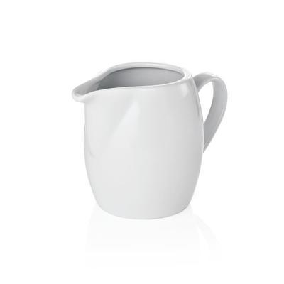 Konvička na mléko porcelánová, 0,28 l - 9,4 cm