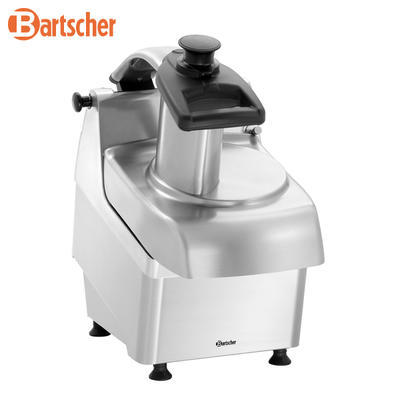 Krouhač zeleniny GMS580 Bartscher, 280 x 490 x 530 mm - 0,58 kW / 230 V - 18,25 kg - 1