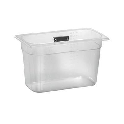 Krouhač zeleniny GMS601 Bartscher - nádoba plast, 325 x 175 x 195 mm - GN 1/3-175 mm