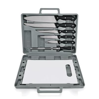 Kuchařský kufřík s vybavením 7 dílný, 35,5 x 26,5 x 4,5 cm