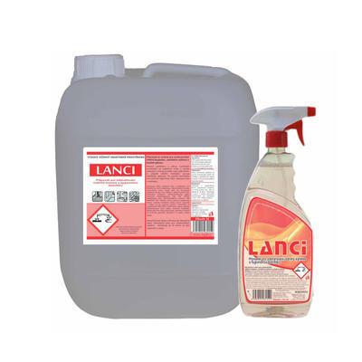 LANCI na odstraňování vodního kamene, 750 ml PET láhev
