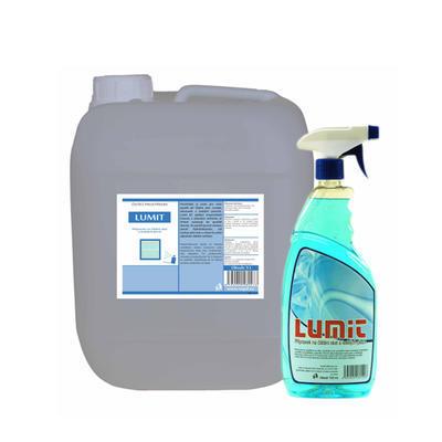 Lumit na čištění skel a lesklých ploch, 750 ml PET láhev