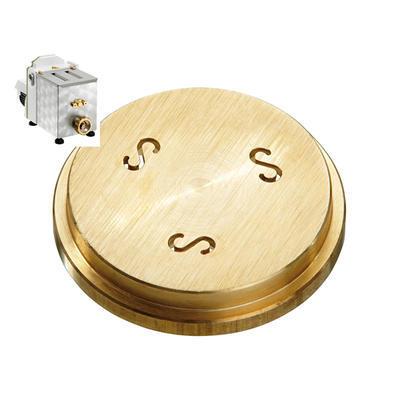 Matrice na těstoviny pro výrobník Bartscher, Bigoli 3 mm - 0,160 kg - 1
