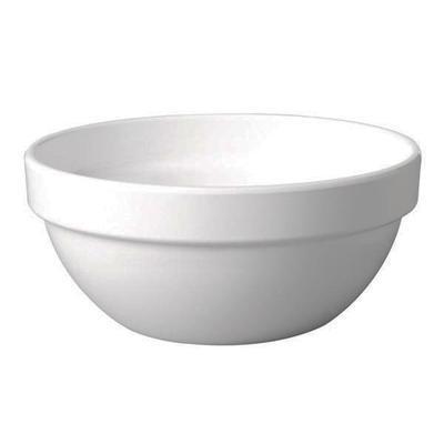 Miska kulatá melaminová Bufet bílá - 1