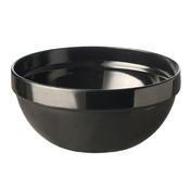 Miska kulatá melaminová Bufet černá, 12 cm - 5,5 cm - 0,25 l - 1/3
