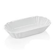Miska na hranolky porcelánová, miska vysoká - 25 x 12,5 x 5 cm - 1/3