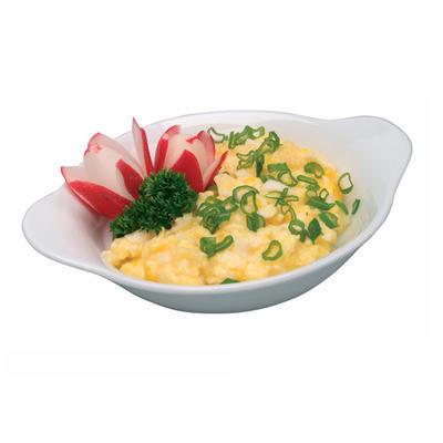 Miska na míchaná vejce, 17,5 cm / 22 cm - 3,5 cm - 1