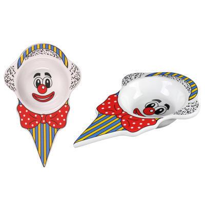 Miska na zmrzlinu klaun, 0,15 l - 24 x 15 x 3,5 cm