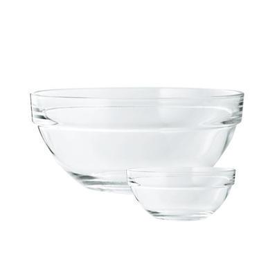 Miska skleněná Bufet, 20,0 cm - 1,10 l