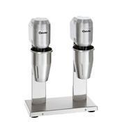 Mixér barový dvojitý 2 x 700 ml Bartscher, 2 x 0,7 l - 0,8 kW / 230 V - 7,5 kg - 1/3