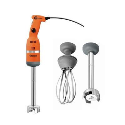 Mixér tyčový a nástavce Bartscher MX 235 Plus, šlehací nástavec - 90 x 90 x 290 mm - 0,4 kg - 1