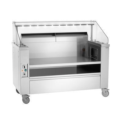 Mobilní front cooking stanice Bartscher - 1