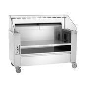 Mobilní front cooking stanice Bartscher - 1/7