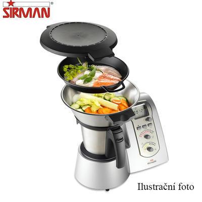 Multifunkční robot Minicooker Sirman - Sada pro páru, vaření v páře pro Minicooker