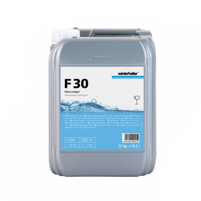 Mycí prostředek na sklenice F30, PE-kanystr 12 kg