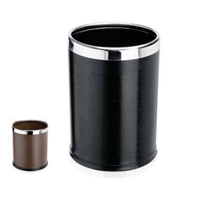 Odpadkový koš na papíry 31,5 cm, hnědá - PR 22 x V 31,5 cm - 1