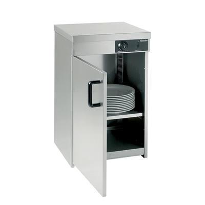 Ohřívač talířů podstolový 1D Bartscher, 400 x 450 x 575 mm - 25 - 30 talířů - 0,4 kW / 230 V
