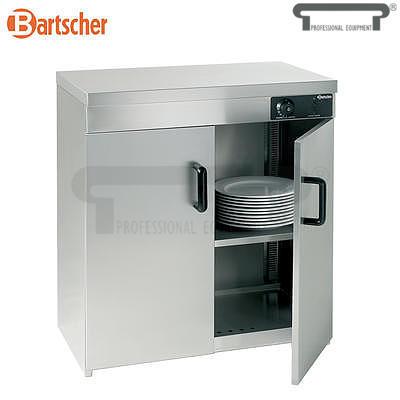 Ohřívač talířů podstolový Bartscher, 75 x 45 x 85,5 cm - 110 - 120 talířů - 49 kg - 1