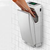 Osoušeč rukou s infračerveným senzorem Bartscher, 295 x 240 x 650 mm - 1,8 kW / 230 V - 10,2 kg - 1/2