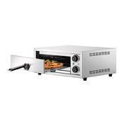 Pec na pizzu ST350 Bartscher, 500 x 420 x 215 mm - 1,75 kW - 14,55 kg - 1/3
