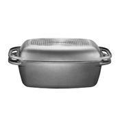 Pekáč XXL s víkem Cookmax Gourmet, 42,8 x 26,2 cm - 7,8 l - 12,2 cm - 1/4