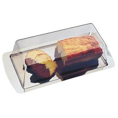 Podnos s víkem na biskupský chlebíček, 34 x 16,5 cm - 10 cm