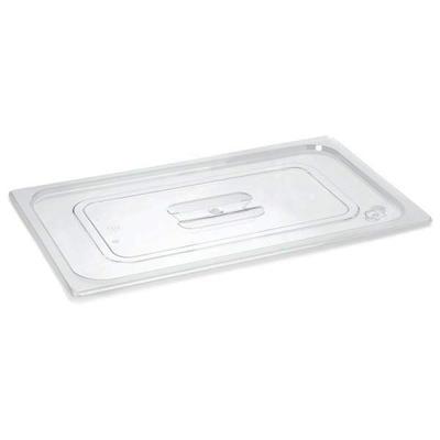 Poklice na gastronádobu polykarbonát GN94, 26,5 x 16,2 cm - GN 1/4