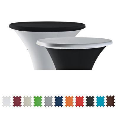 Potah na desku stolu Stretch 70 a 80 cm, bílá - 80 cm - 1