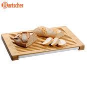 Prkno na chleba 600 Bartscher, 600 x 400 x 43 mm - 3,15 kg - 1/3