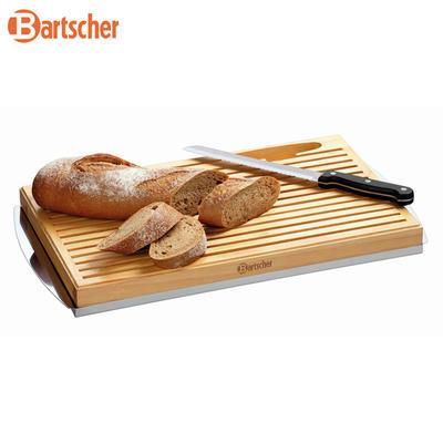 Prkno na chleba s nožem Bartscher - 1