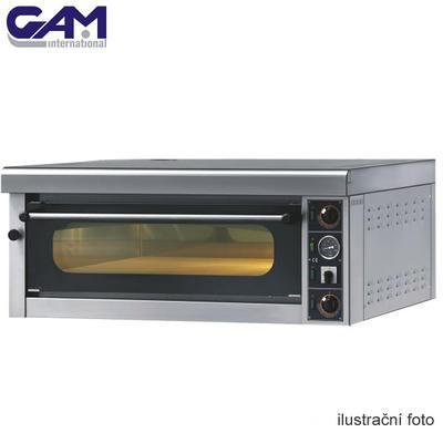 Profesionální pec na pizzu GAM M4 TOP
