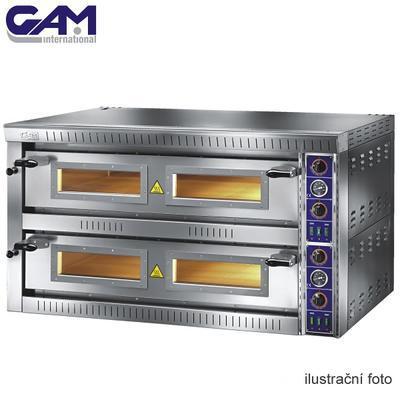 Profesionální pec na pizzu GAM SB99 TOP