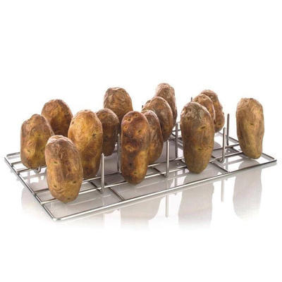 Rošt s trny na pečení brambor Rational - 1